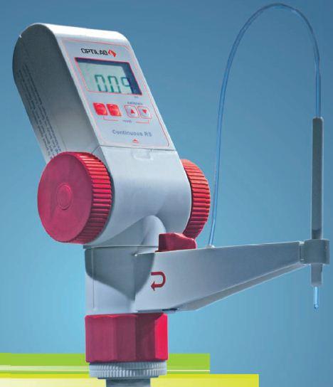 Bureta Eletrônica Digital Optilab