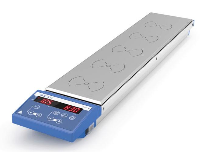 Agitador Magnético com aquecimento IKA RT 5
