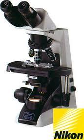 Microscópio Biológico NIKON Eclipse E200