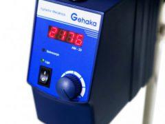 Agitador Mecânico Digital Gehaka AM-20