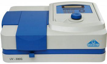 Espectrofotômetro Gehaka VIS-330G UV-Visível