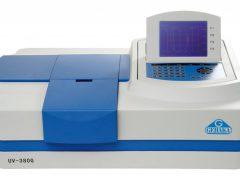 Espectrofotômetro Gehaka VIS-380G UV-Visível
