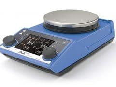 Agitador Magnético com Aquecimento IKA RET Control Visc