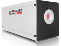 Forno Tubular até 1350°C Carbolite-Gero FHA/FHC
