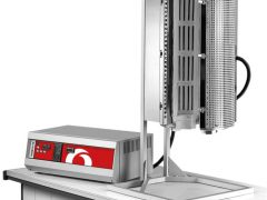 Forno Tubular Vertical Bipartido Carbolite-Gero TVS/VST