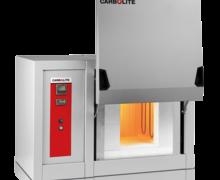 Forno de Câmara de Alta Temperatura Laboratorial Carbolite-Gero HTF 1