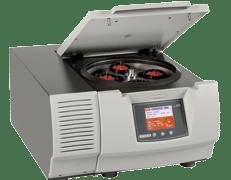 Centrífuga de alta capacidade refrigerada CONSUL 22R
