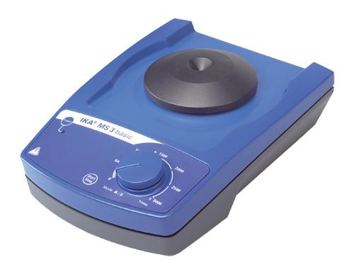Agitador de Tubos e Microplaca IKA MS 3 Basic 3