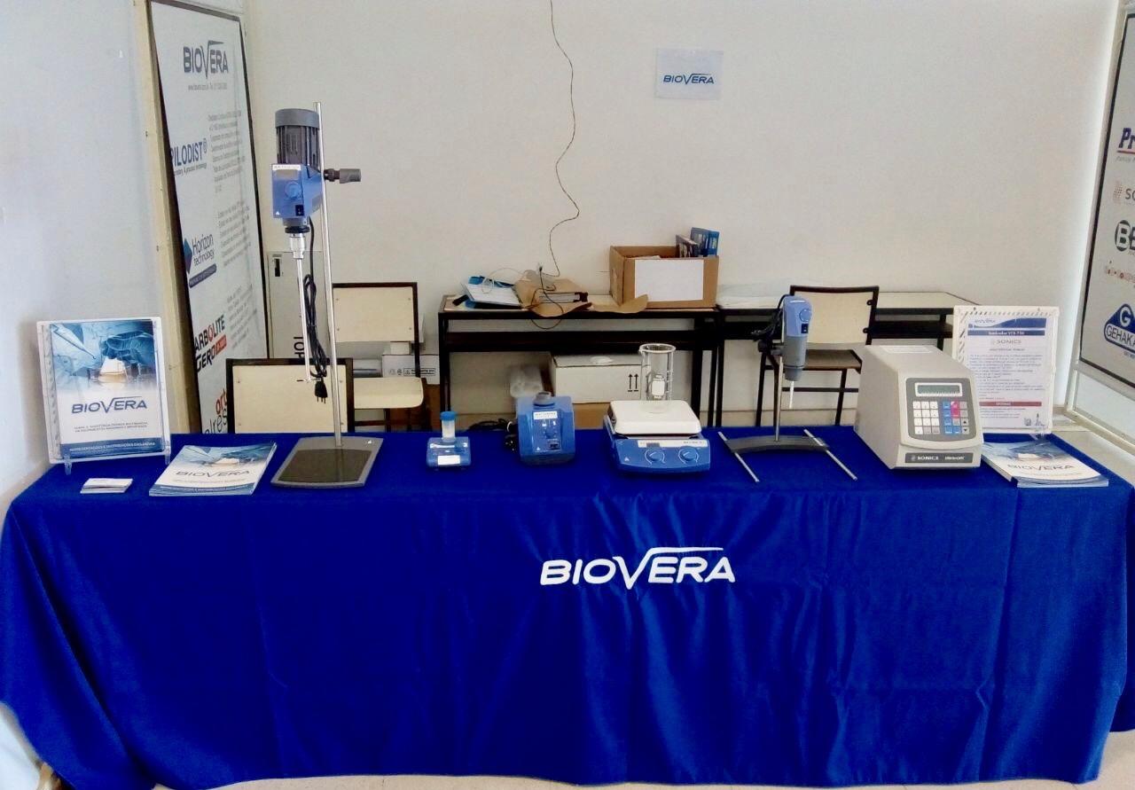 Biovera participa do II Encontro de Engenharia, Ciência de Materiais e Inovação do Estado do Rio de Janeiro