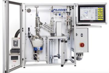 Pilodist lança sistema de destilação ASTM D-1160
