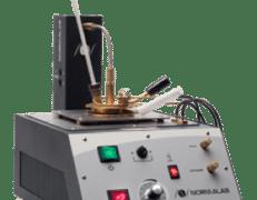 Medidor Ponto de Fulgor manual método Pensky-Martens Normalab – NPM 131