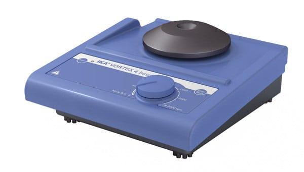 Agitador de tubos IKA Vórtex 4 Basic
