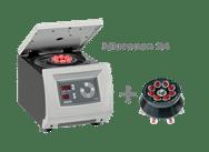 Centrífuga MICROCEN 24 + rotor