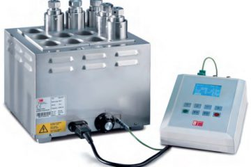 BERGHOF apresenta novos Reatores de alta pressão