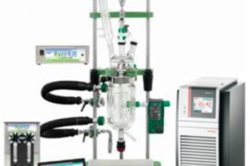 Chemglass e Julabo – Sistemas completos de reação com controle de temperatura!
