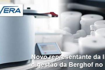 Biovera apresenta linha de digestão da Berghof