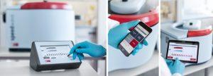 Controlador do Digestor de Amostras por Micro-ondas Speedwave Xpert