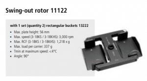 Centrífuga Sigma 3-18KS e 3-18 KHS 19