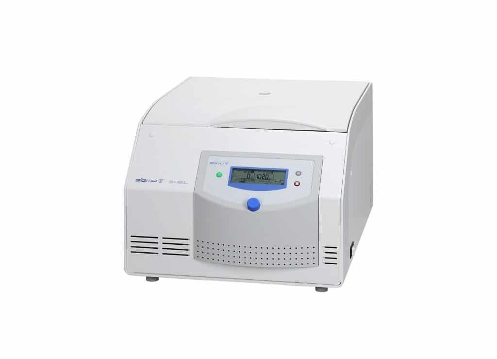 Centrífuga Sigma 3-16L e 3-16 KL