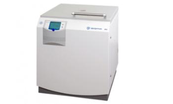 Centrífuga refrigerada para banco de sangue Sigma 8KBS Biovera