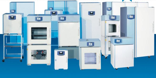 Estufas e incubadoras com alta qualidade e performance elevada MMM