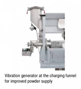 Forno Tubular rotatório Nabertherm para produção contínua 3