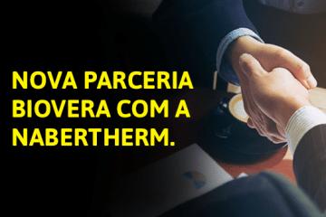 Nova parceria Biovera com a Nabertherm