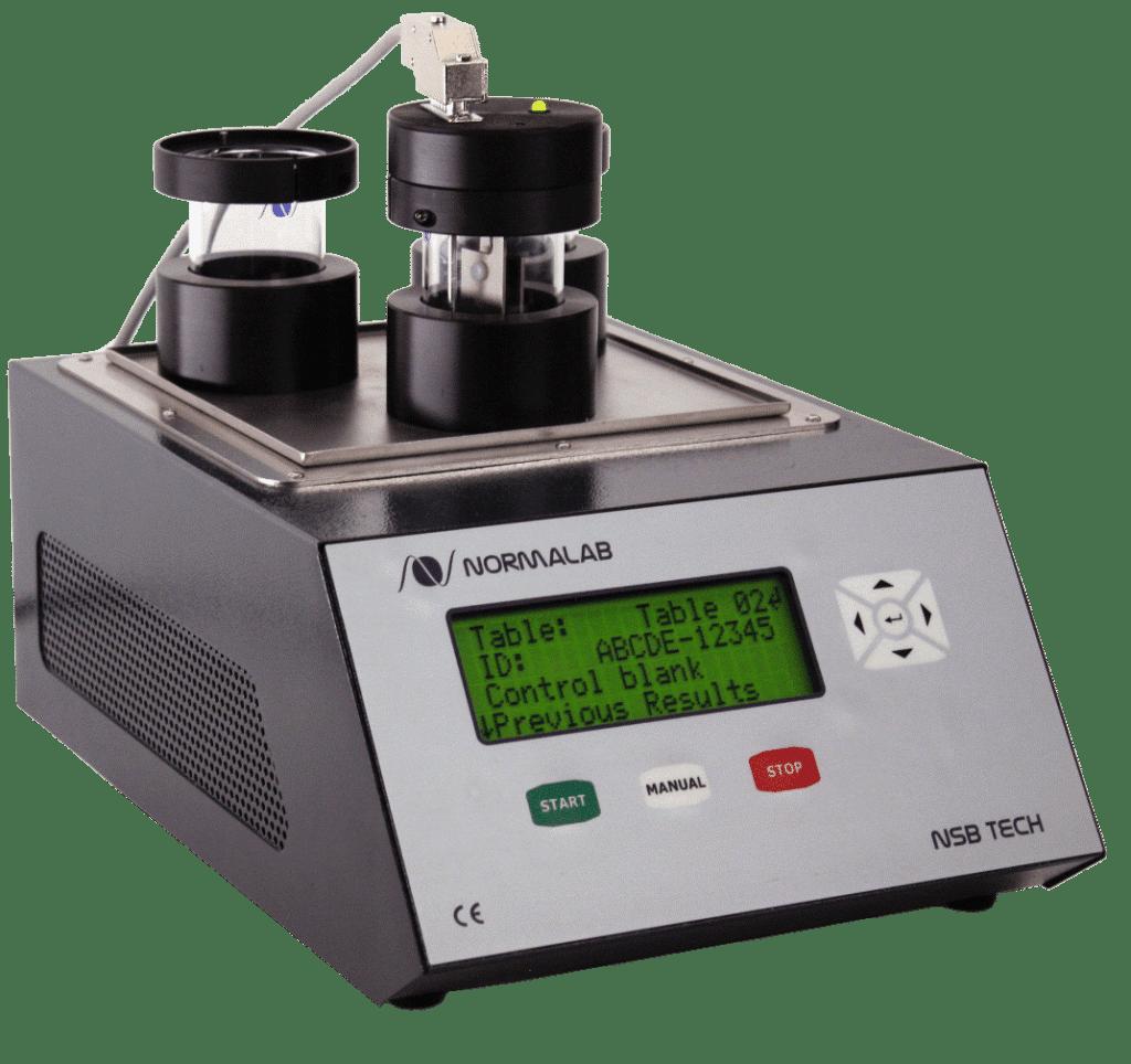 Analisador de Salinidade em Petróleo Bruto Normalab NSB TECH