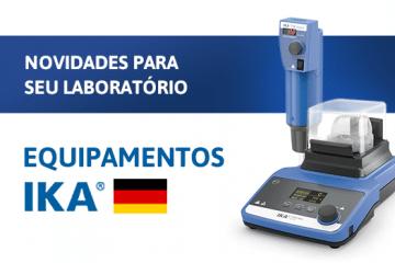 Novidades para seu Laboratório – Equipamentos IKA