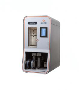 Viscosímetro cinemático automático Omnitek BitUVisc