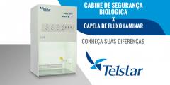 Cabine de Segurança Biológica x Capela de Fluxo Laminar 6