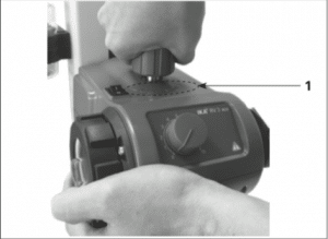 Como montar e ajustar um rota – Alanca de travamento imagem 4