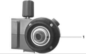 Como montar e ajustar um rota – Posicionando o selo mecânico imagem 6