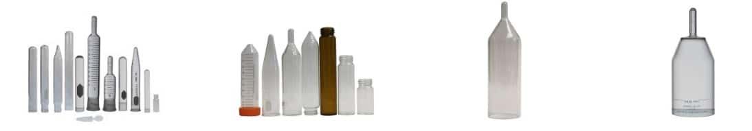 Frascos para evaporação de solvente XCelVap