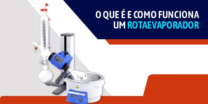 O que é e como funciona um Rotaevaporador