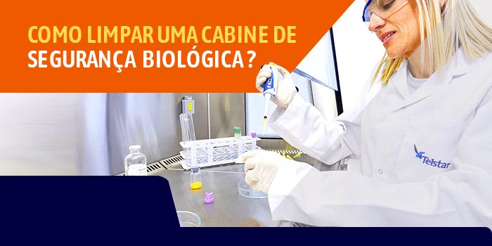Como limpar uma cabine de segurança biológica? 2