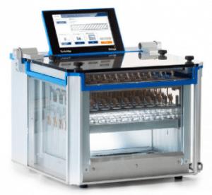 Concentrador de amostra Turbovap LV