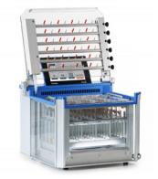 Imagem 4: Concentradores de amostra para laboratório forense TurboVap