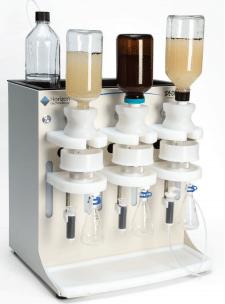 Extrator em fase sólida Biotage Horizon 5000 – Semivoláteis