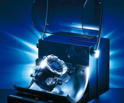 Misturador de pós para laboratório e indústria