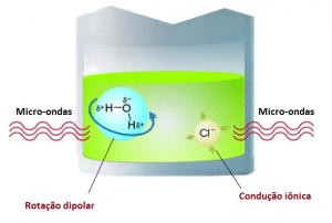 Como funciona a digestão por micro-ondas? 1
