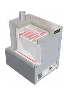 Sistema de pós-combustão integrado