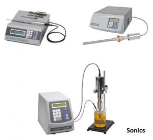 processador ultrassônico (sonicadores)