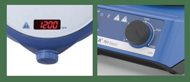 Agitador Magnético com Display RPM
