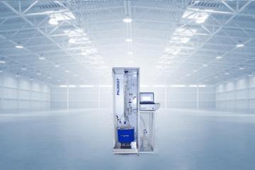 Sistema de Recuperação de Solvente de Laboratório Biovera